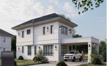 Double Storey Detached House at Lumapas (NDH 762)