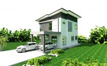 Proposed Double Storey Detached House