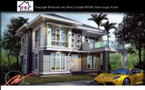 Proposed Modern Design Double Storey Detached House