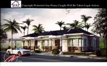 Proposed Terrace Bungalow in Panchur Murai